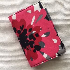 Thirty One floral print wallet